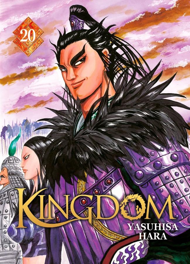 Couverture de Kingdom -20- Tome 20