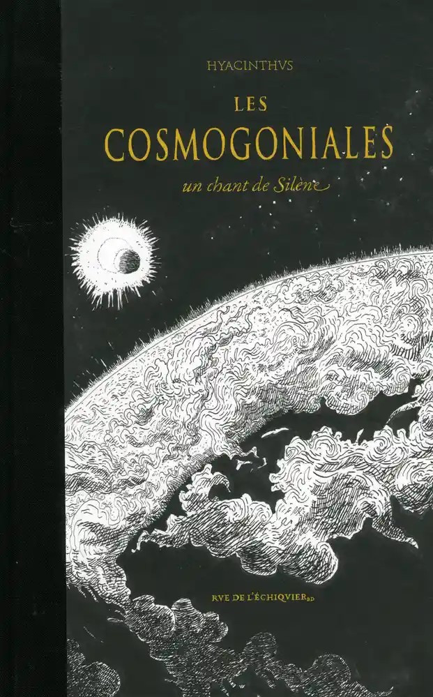 Couverture de Les cosmogoniales