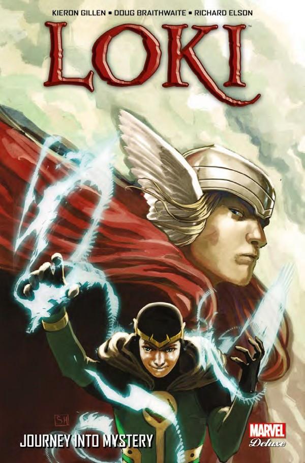 Loki (Marvel Deluxe)