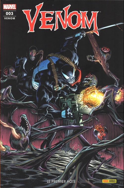 Couverture de Venom (2e série)  -3- Le premier hôte