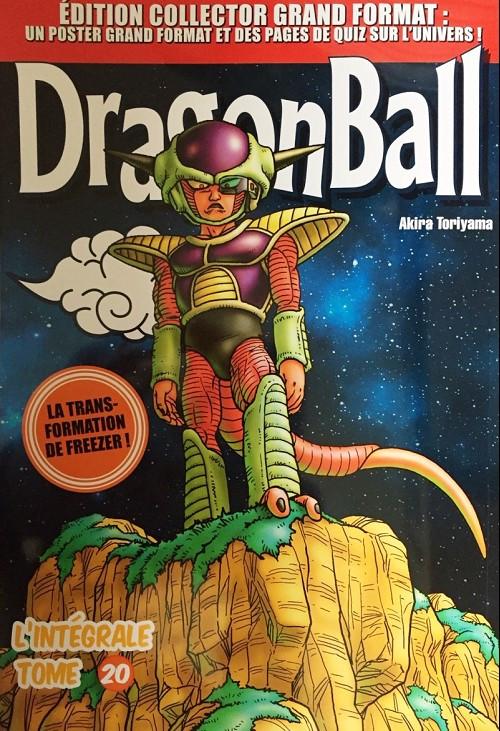 Couverture de Dragon Ball - La Collection (Hachette) -20- Tome 20