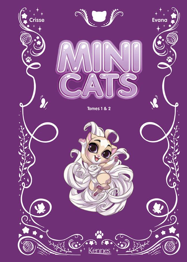 Couverture de Mini Cats -INT- Tomes 1 & 2