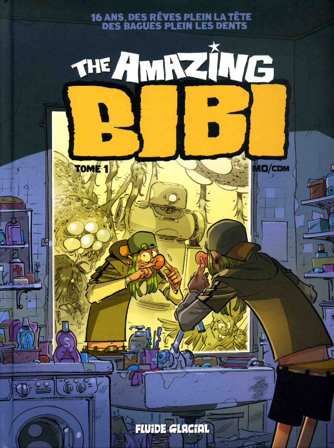 Couverture de Amazing Bibi (The) -1- Tome 1