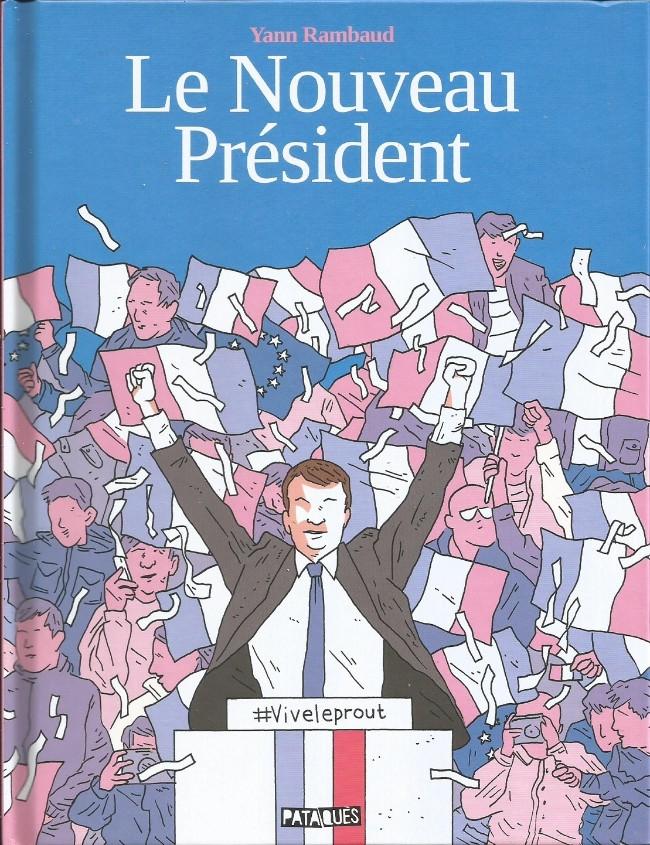 Couverture de Le nouveau Président - Le Nouveau Président