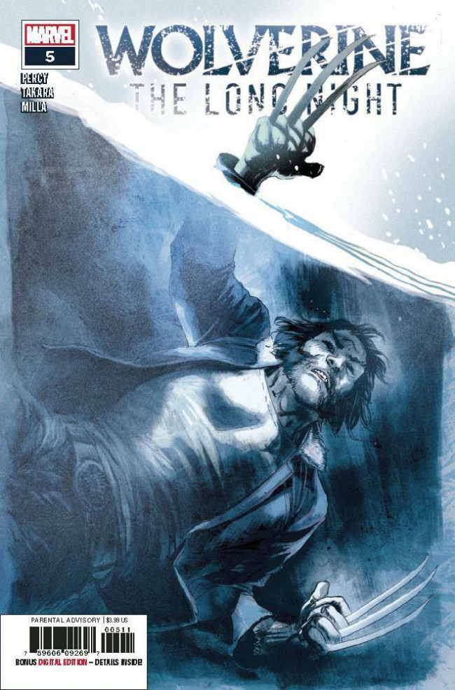 Couverture de Wolverine: The Long Night (2019) -5- Issue #5