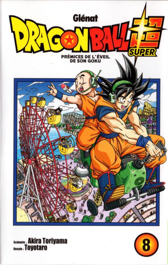 Couverture de Dragon Ball Super -8- Tome 8