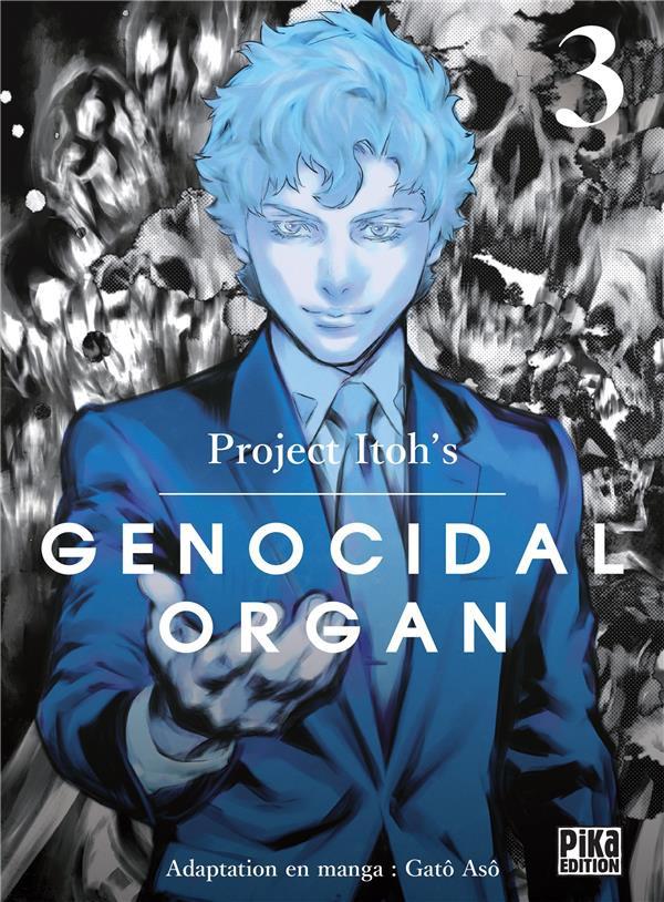 Couverture de Genocidal organ -3- Tome 3