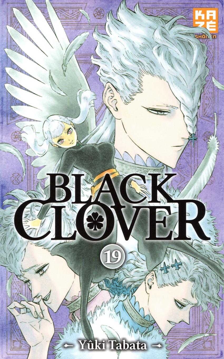 Couverture de Black Clover -19- Tome 19