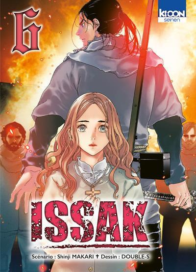 Couverture de Issak -6- Tome 6