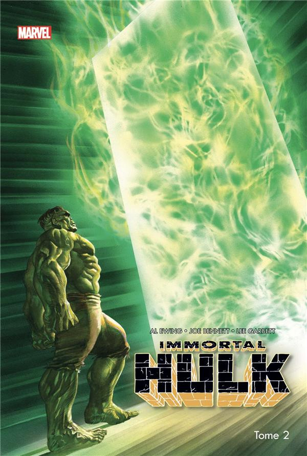Couverture de Immortal Hulk -2- Tome 2