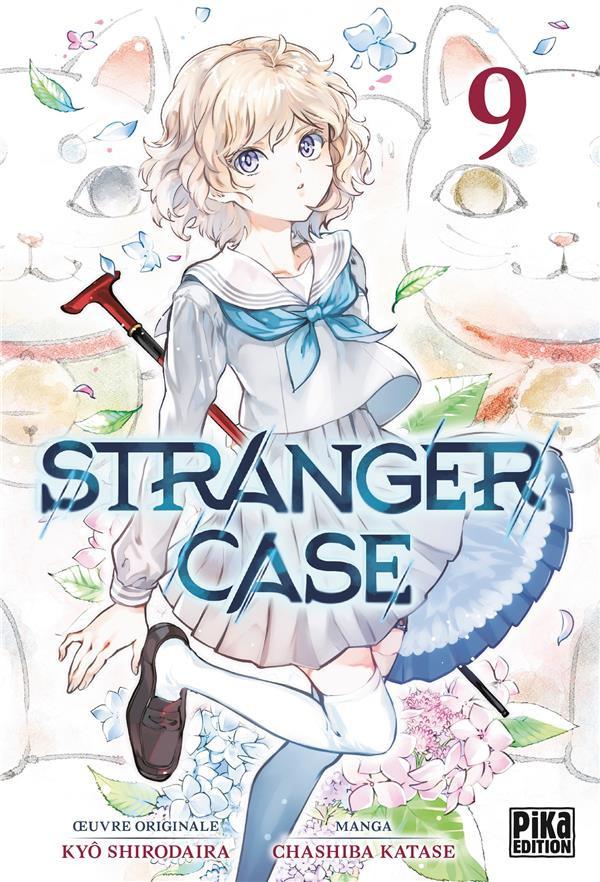 Couverture de Stranger Case -9- Tome 9