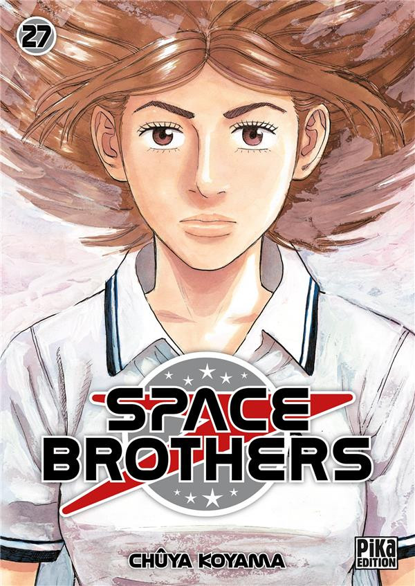 Couverture de Space Brothers -27- Tome 27