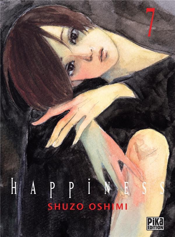 Couverture de Happiness -7- Volume 7