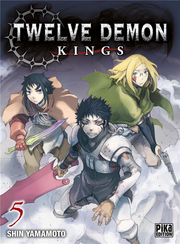 Couverture de Twelve Demon Kings -5- Tome 5