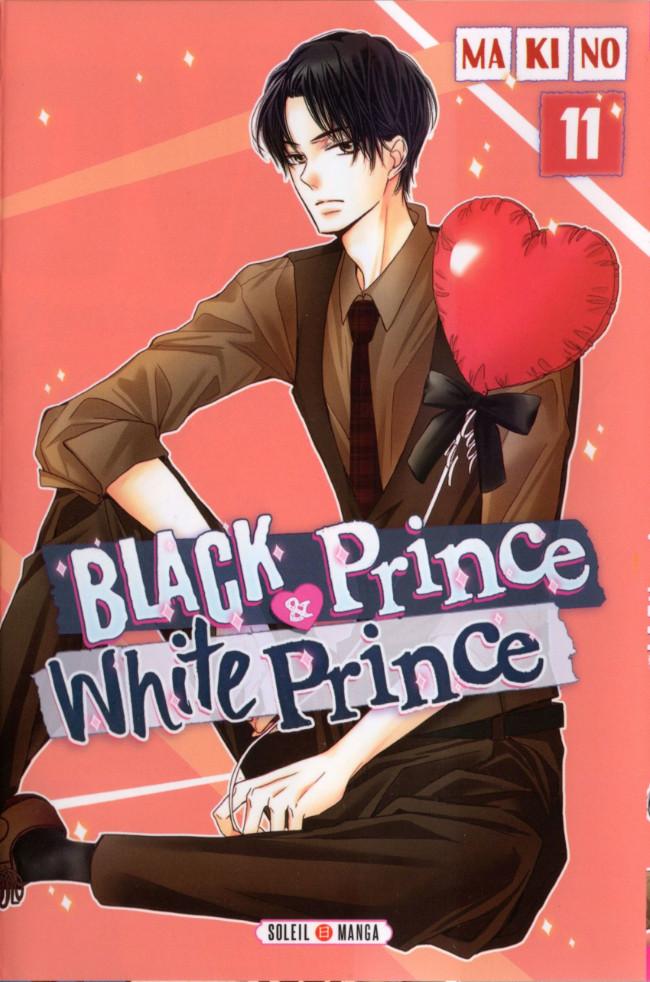 Couverture de Black Prince & White Prince -11- Tome 11