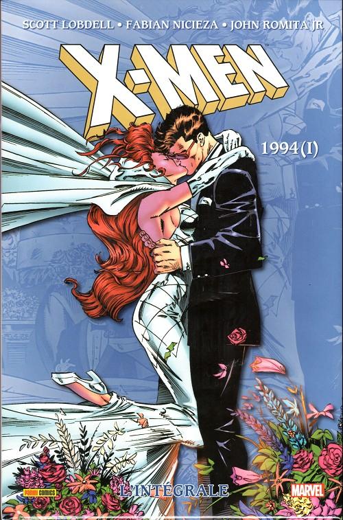 Couverture de X-Men (L'intégrale) -37- X-Men : l'intégrale 1994 (I)
