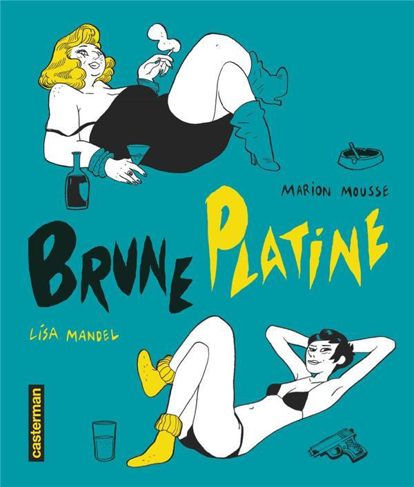 Couverture de Brune Platine -INT- Brune platine