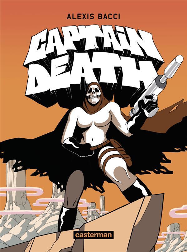 Couverture de Captain Death