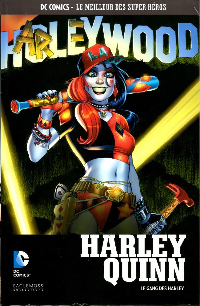 Couverture de DC Comics - Le Meilleur des Super-Héros -100- Harley Quinn - Le Gang des Harley