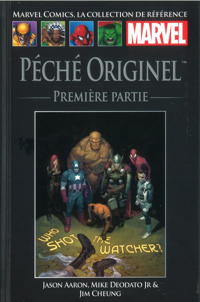 Couverture de Marvel Comics - La collection (Hachette) -137101- Péché Originel - Première Partie