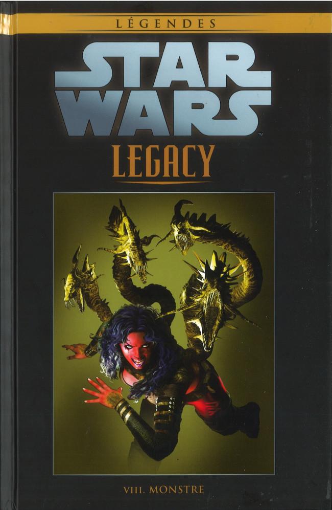 Couverture de Star Wars - Légendes - La Collection (Hachette) -9492- Star Wars Legay - VIII. Monstre
