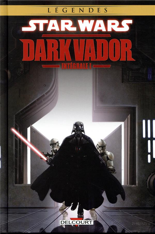 Couverture de Star Wars - Dark Vador -INT01- Intégrale I