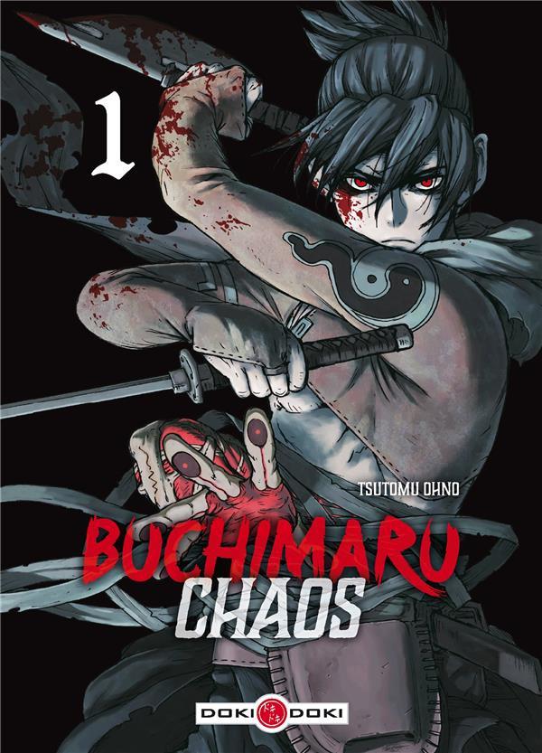 Couverture de Buchimaru Chaos -1- Tome 1