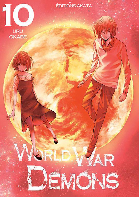 Couverture de World War Demons -10- Tome 10