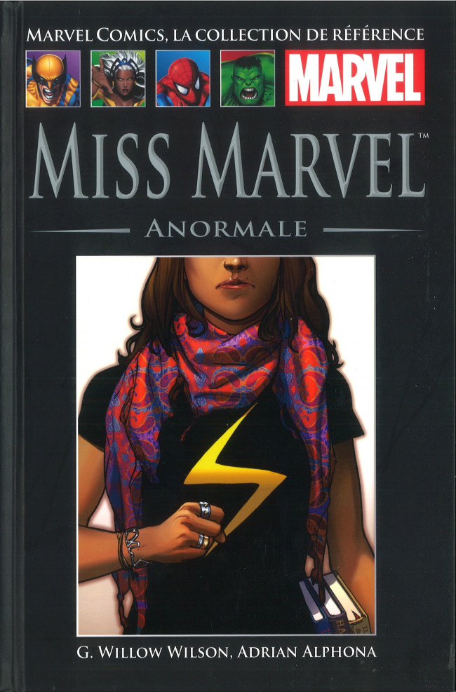 Marvel Comics - La collection (Hachette) -13898- Miss Marvel ...