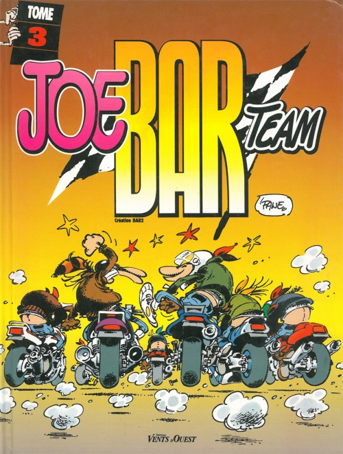 almanach joe bar team 2003