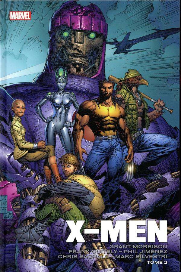 Couverture de X-Men (Marvel Icons) -2- Tome 2
