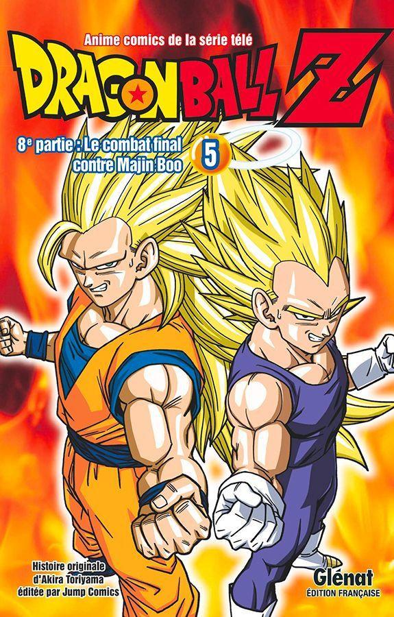Couverture de Dragon Ball Z -38- 8e partie : Le combat final contre Majin Boo 5