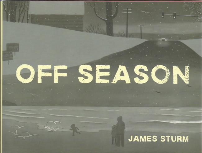 Couverture de Off Season (2019) - Off Season