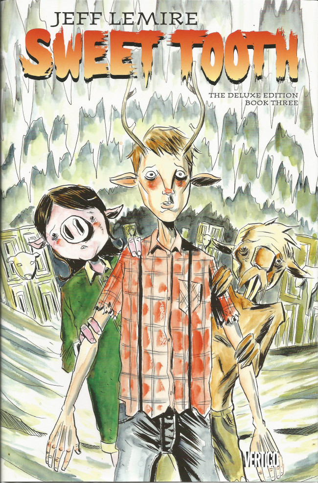 Couverture de Sweet Tooth (2009) -INT3- Book 3