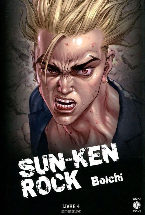 Couverture de Sun-Ken Rock - Édition Deluxe -4- Livre 4