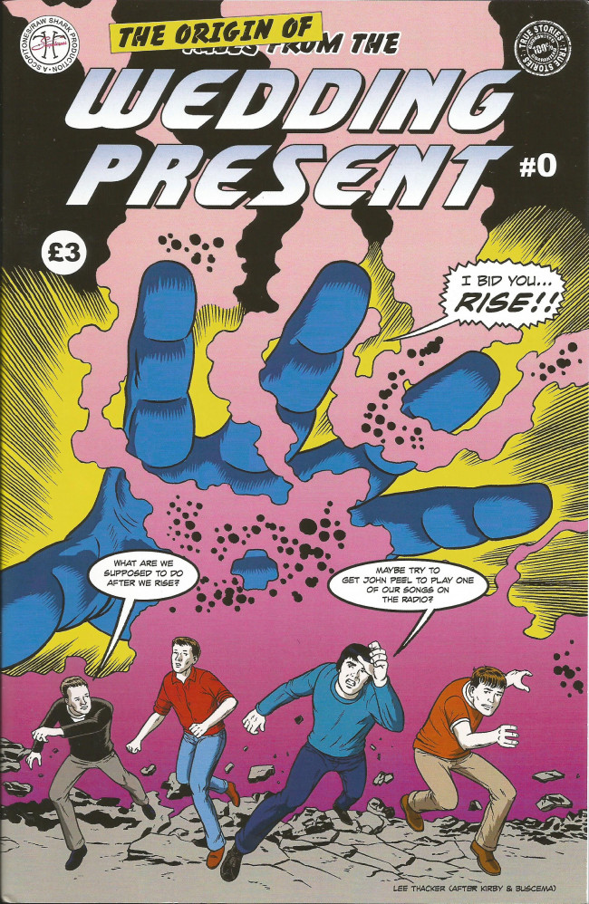 Couverture de Tales from the Wedding Present (2012) -0- Issue 0
