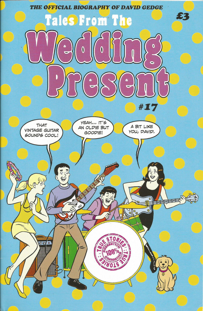 Couverture de Tales from the Wedding Present (2012) -17- Issue 17