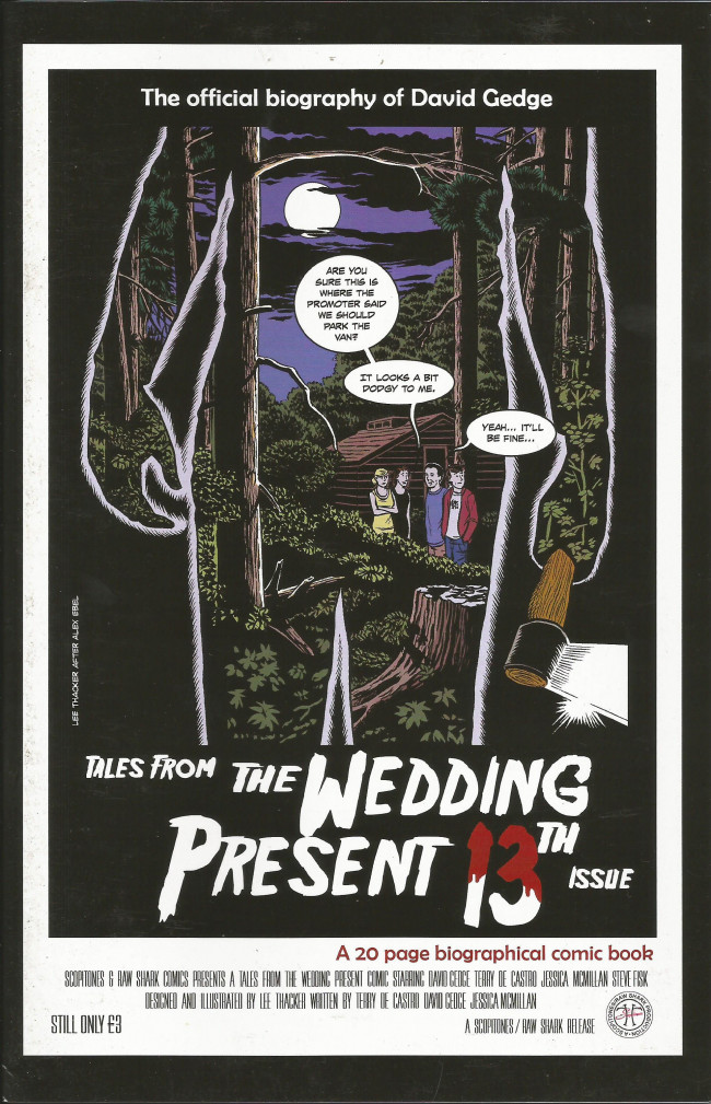 Couverture de Tales from the Wedding Present (2012) -13- Issue 13