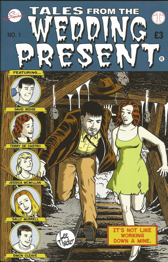 Couverture de Tales from the Wedding Present (2012) -1- Issue 1