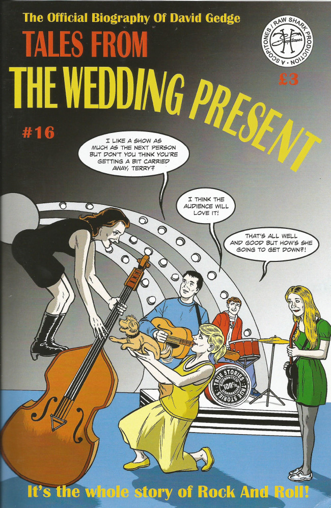 Couverture de Tales from the Wedding Present (2012) -16- Issue 16