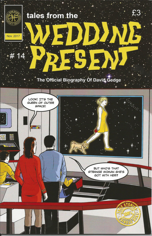 Couverture de Tales from the Wedding Present (2012) -14- Issue 14
