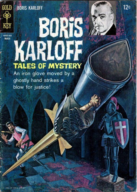 Couverture de Boris Karloff Tales of Mystery (1963) -9- (sans titre)