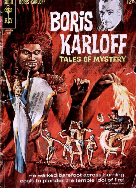 Couverture de Boris Karloff Tales of Mystery (1963) -18- (sans titre)