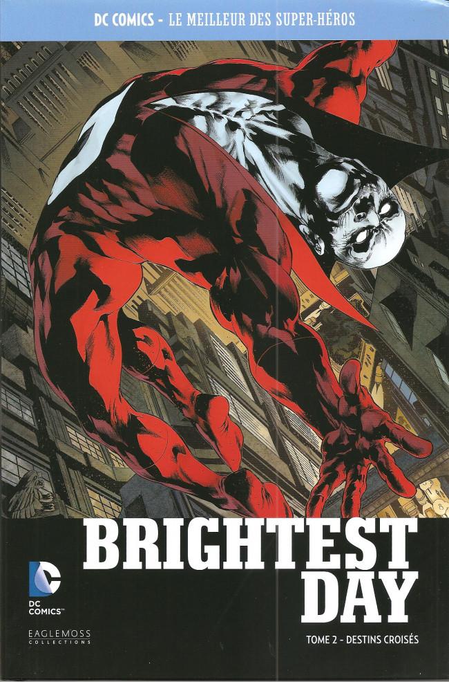 Couverture de DC Comics - Le Meilleur des Super-Héros -Premium05- Brightest Day - Tome 2 - Destins Croisés