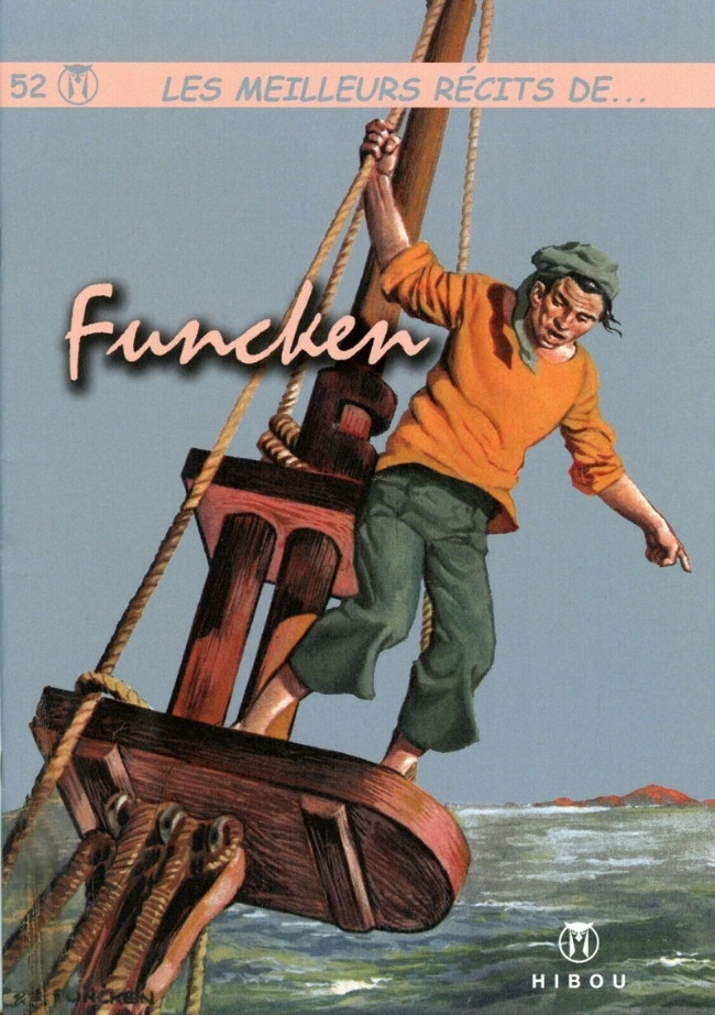 Couverture de Les meilleurs récits de... -52- Funcken