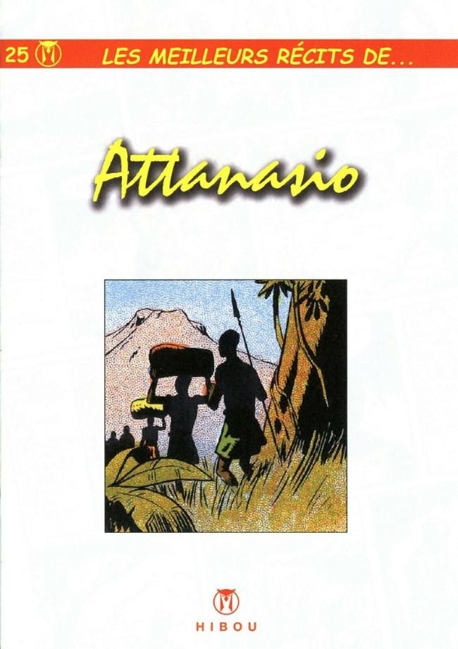 Couverture de Les meilleurs récits de... -25- Attanasio