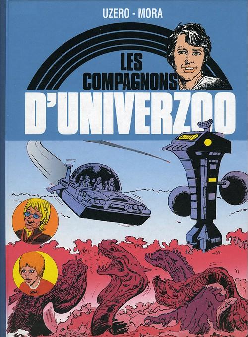 Couverture de Les conpagnons d'Univerzoo - Les conpagnons d'univerzoo