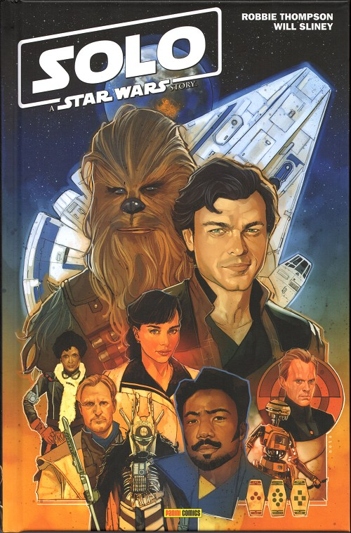 Couverture de Star Wars - Solo : A Star Wars story - Solo : A Star Wars story
