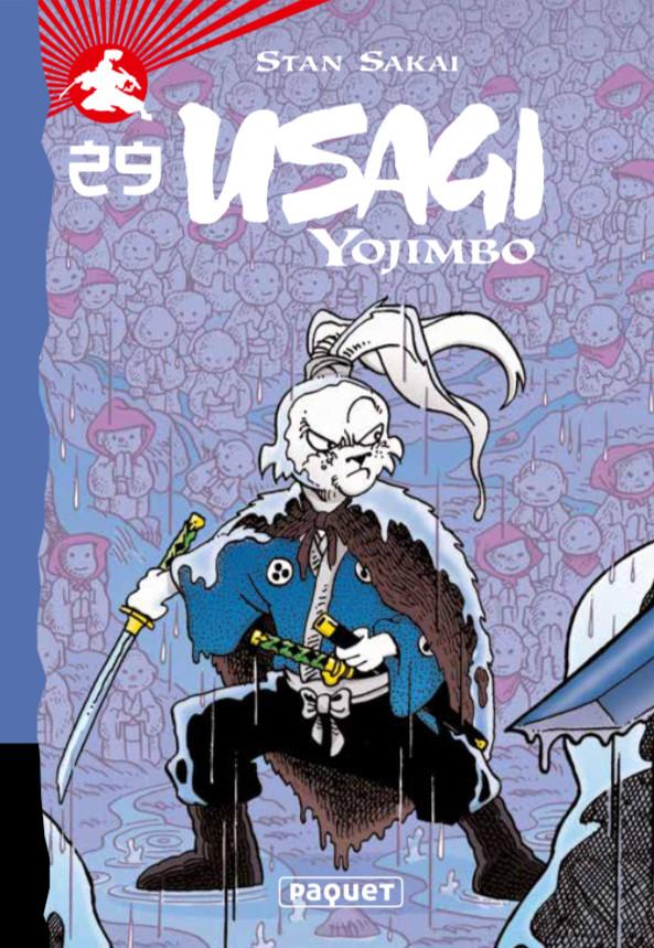 Couverture de Usagi Yojimbo -29- Volume 29