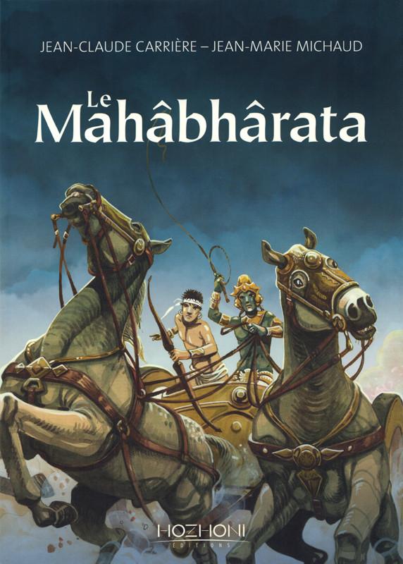 Couverture de Le mahâbhârata - Le Mahâbhârata